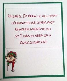 Christmas, reindeer, humor